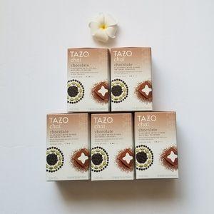 TAZO CHAI CHOCOLATE TEAS
